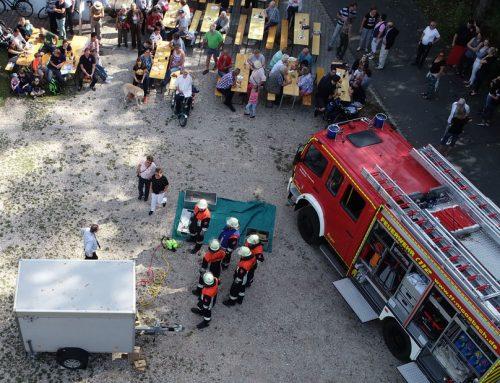 Tag der offenen Türe 2019 bei der Feuerwehr Moosbach